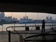 大さん橋ターミナル入り口