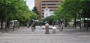 開港記念広場