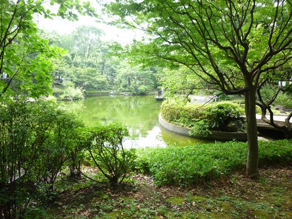 現在の横浜公園